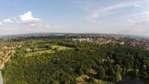 Braunschweig Luftbild