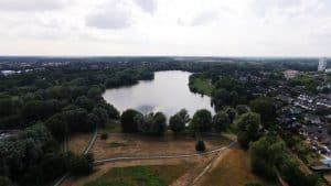 Ölpersee in Braunschweig