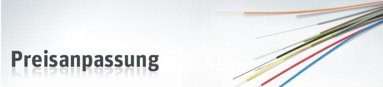 Kabel Deutschland Preisanpassung