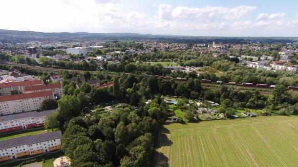 Bielefeld Luftbild