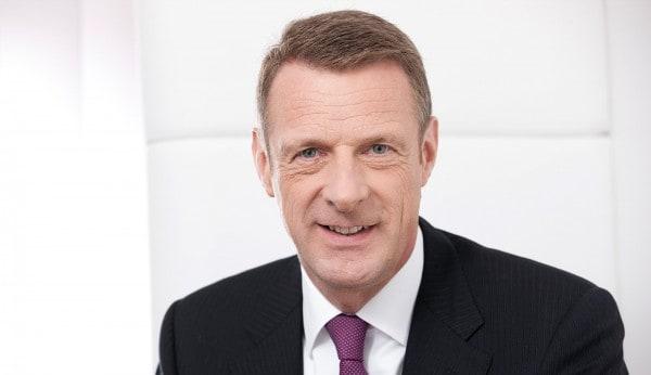 Niek Jan van Damme - Telekom Deutschland-Chef