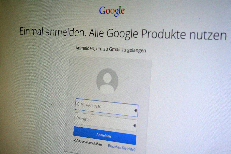 Google-Mail Login