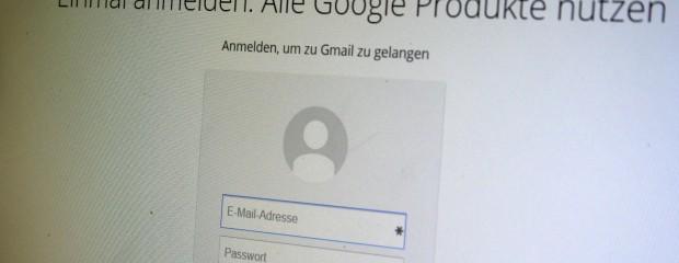 Hacker veröffentlichen 5 Mio GMail-Passwörter
