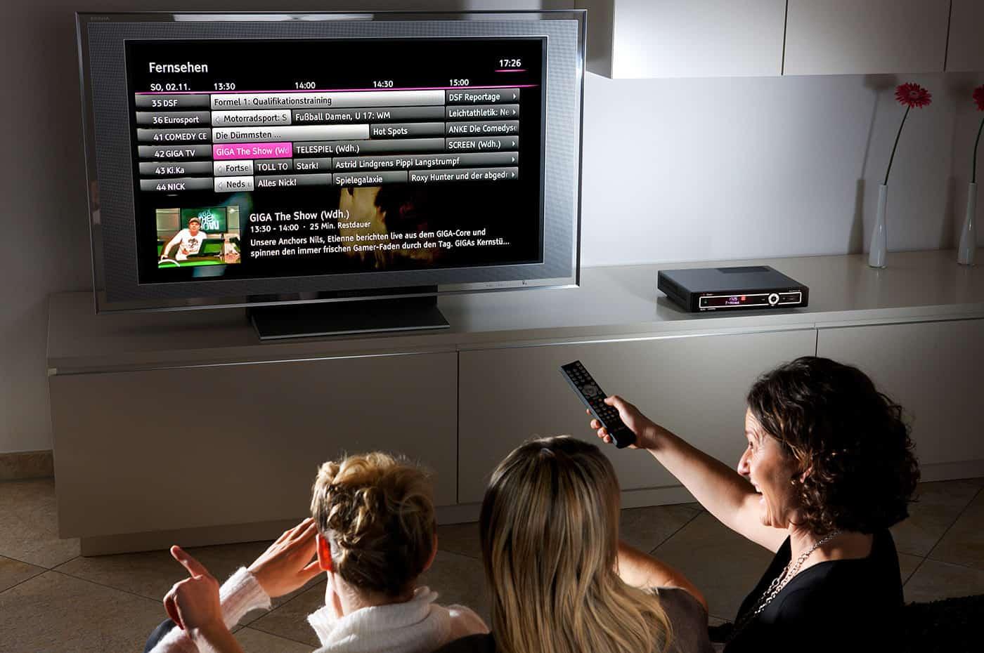 IPTV: Übersicht, Vergleich und Tarife der Anbieter