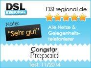 Congstar Prepaid Tarifcheck November 2014