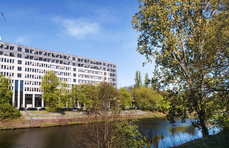 Tele Columbus Zentrale in Berlin