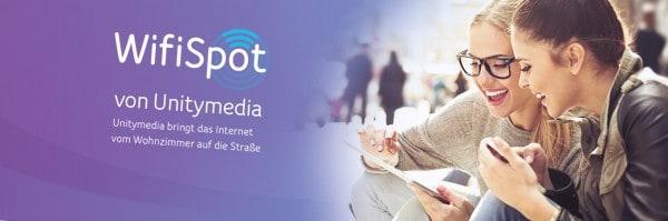 WifiSpot von Unitymedia