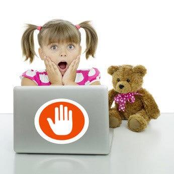 ungeeignete Inhalte für Kinder
