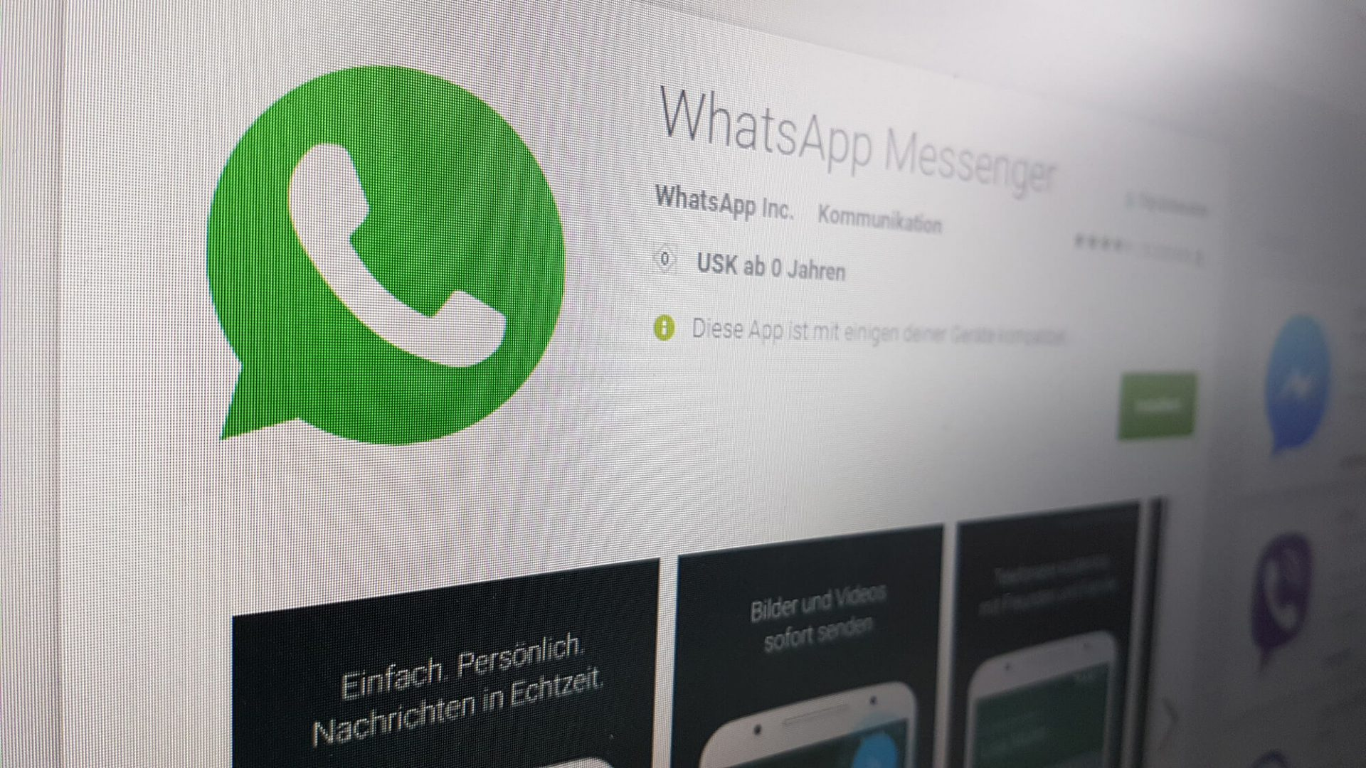 Whatsapp Android Messenger