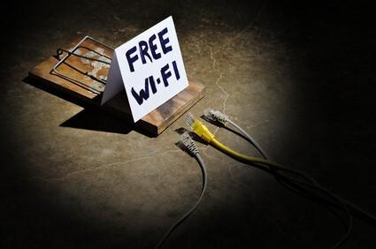 Free WiFi Falle