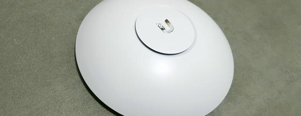 Ubiquiti Networks UAP-AC-LR Access-Point (2.4/5GHz) im Test