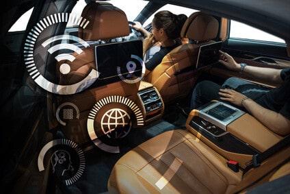 WLAN im Auto: WiFi im Fahrzweug