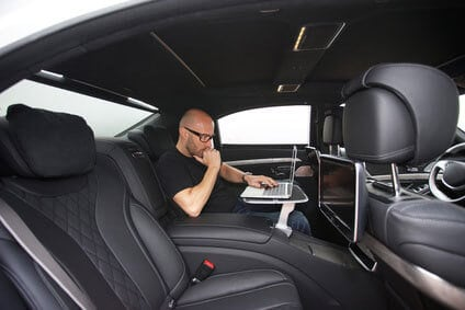 WLAN im Auto beruflich nutzen