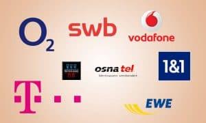 DSL Anbieter