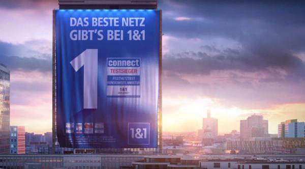 1und1 - Das beste Netz 2017 im Festnetz-Test
