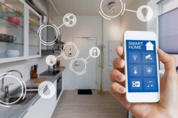 IOT - Internet of Things - Smart Home