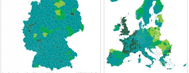 Studie: Bereits Dreiviertel aller EU-Haushalte am Breitbandnetz angebunden