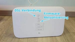 Telekom Speedport Smart startet