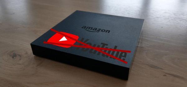 Youtube-Sperre auf Amazon-Geräte