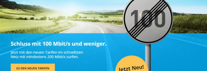 Deutsche Glasfaser: Gratis doppelter Speed bei DG basic 200