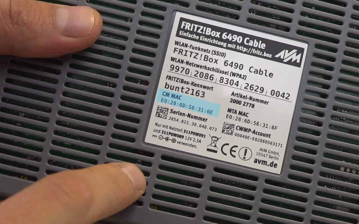 Fritzbox 6490 Cable Einrichten Anleitung Und Ratgeber Mit Video