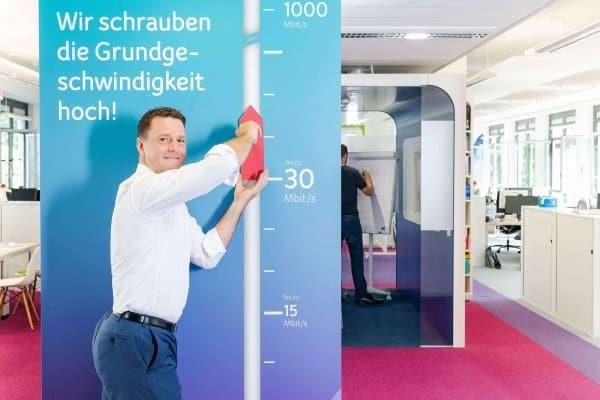 """Unitymedia """"New Wave"""": Kunden erhalten kostenloses Speed-Upgrade"""