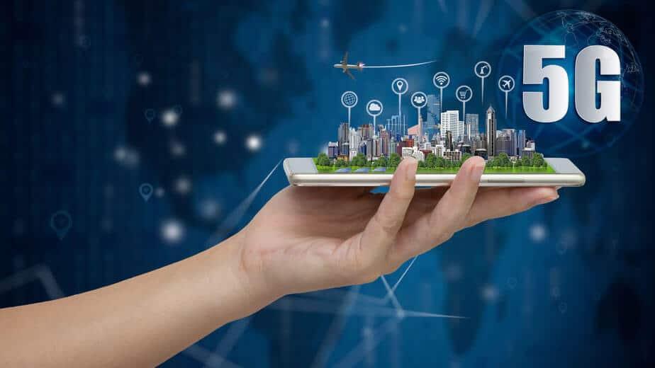 5G-Internet am Smartphone