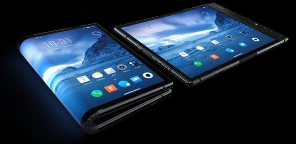 Royole-Flexpai - faltbares Smartphone