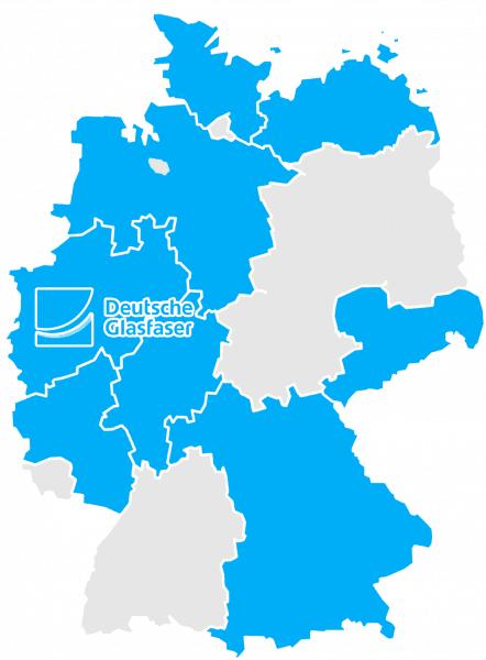 Deutsche Glasfaser Verfügbarkeit