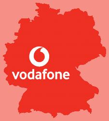 Vodafone Deutschland Verfügbarkeit