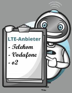 LTE-Anbieter in Deutschland