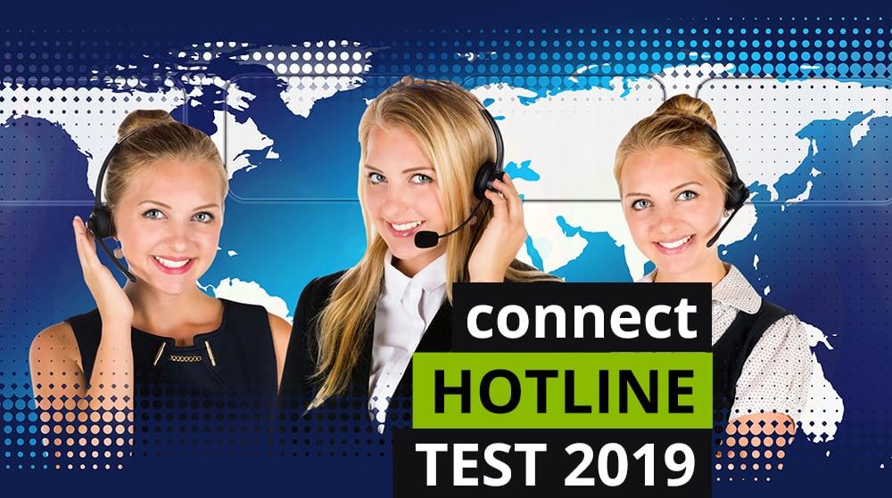 Hotlines im Test: So schneiden Internetanbieter 2019 ab