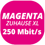 MagentaZuhause XL - 250 Mbit/s