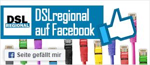 DSLregional auf Facebook