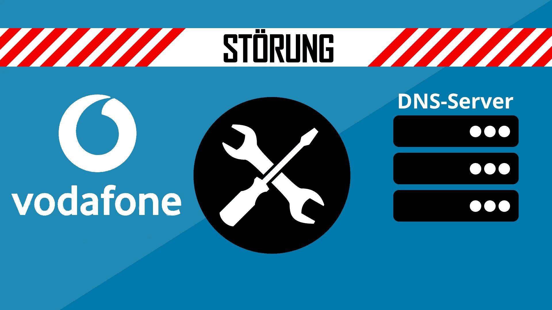 Vodafone Dns Störung