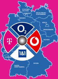 Deutschland Anbieter Verfügbarkeit