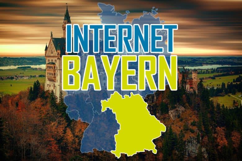 DSL in Bayern - Internet und Internetanbieter & Tarife - Verfügbarkeit