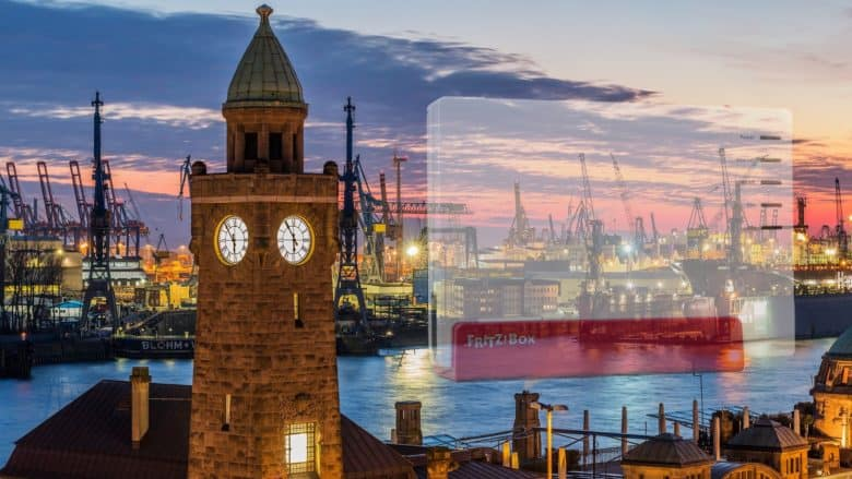 Hamburg Internet - kostenloses WLAN