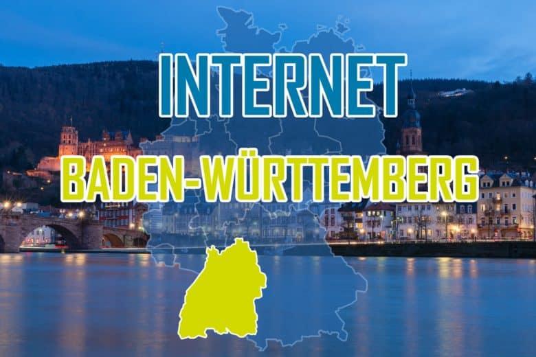 Internet Baden-Württemberg (DSL)