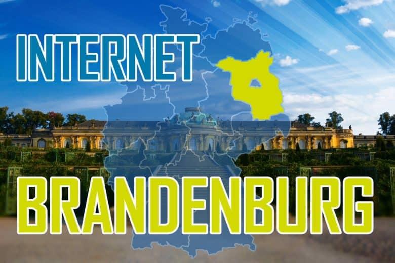 Internet in Brandenburg - DSL-Verfügbarkeit