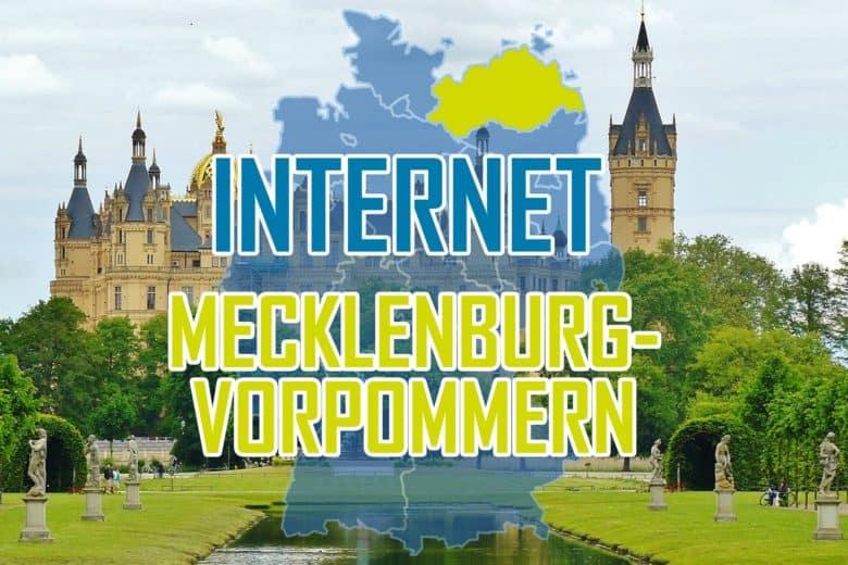 Internet Mecklenburg-Vorpommern (Schloss in Schwerin)