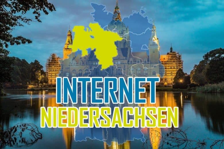 Internet in Niedersachsen - DSL-Anbieter