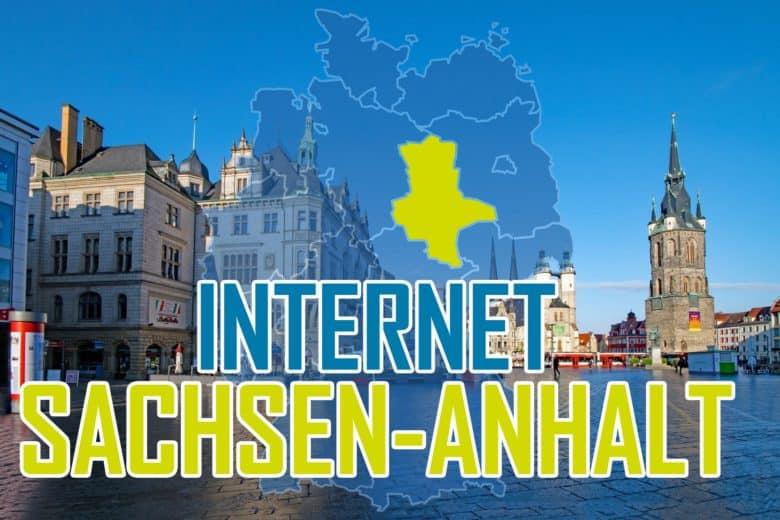 Internet in Sachsen-Anhalt - Breitband-Anbieter