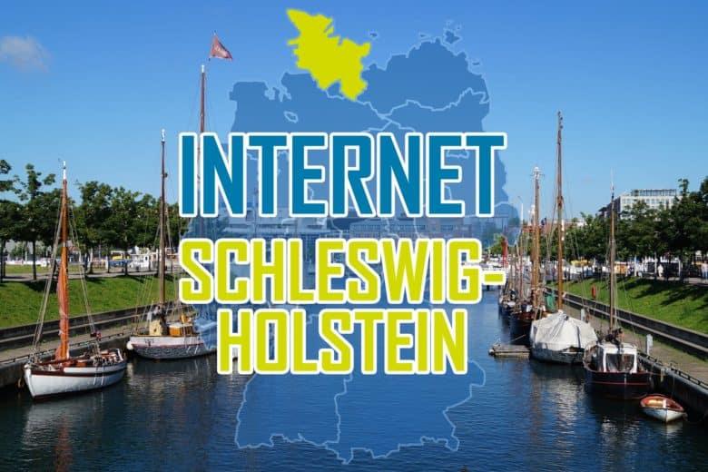 Internet in Schleswig-Holstein - Breitband-Anbieter