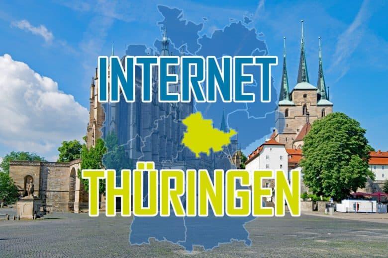 Internet Thüringen - Hauptstadt Erfurt