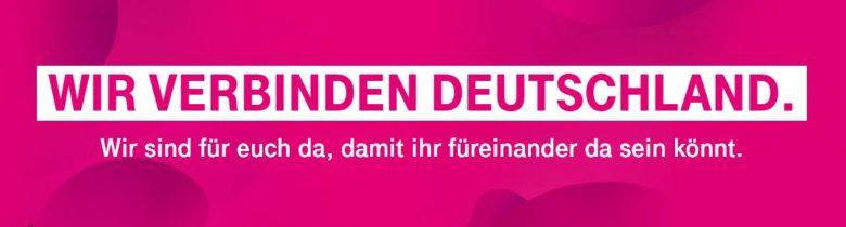 Telekom: Wir verbinden Deutschland in Zeiten von Corona