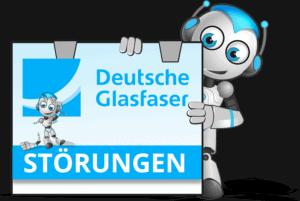 Deutsche Glasfaser Störungen
