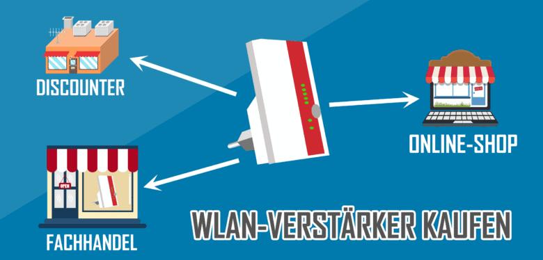 WLAN-Verstärker kaufen