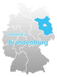 Internet in Brandenburg