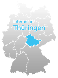 Internet in Thüringen